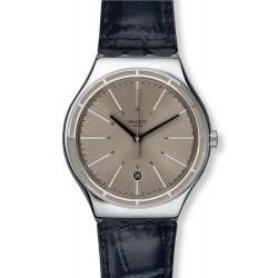 Buy Swatch Men's Watch Irony Big Classic Eppendorf YWS415