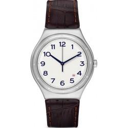 Buy Swatch Men's Watch Irony Big Classic Four Thirty YWS416