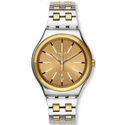 Buy Swatch Men's Watch Irony Big Classic Tico-Toco YWS421G