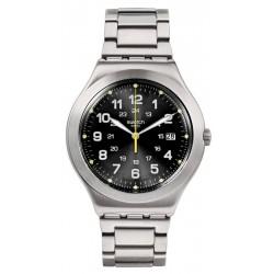 Buy Swatch Men's Watch Irony Big Classic Happy Joe Lime YWS439G