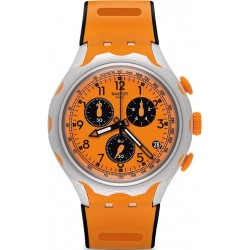 Swatch Men's Watch Irony Xlite Caccia Chronograph YYS4010