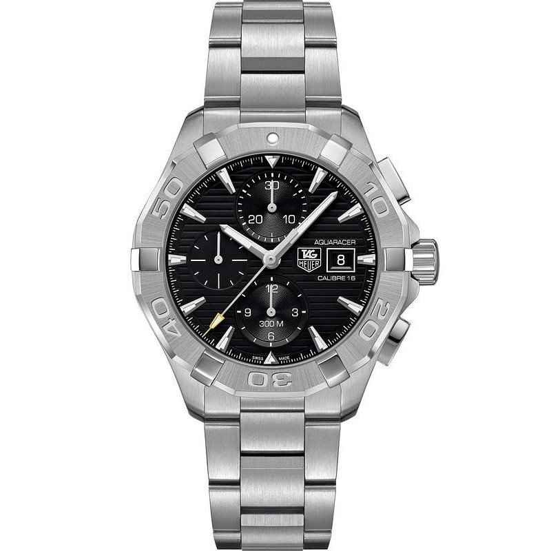 f080aa8c687 Tag Heuer Aquaracer Men's Watch CAY2110.BA0927 Automatic Chronograph ...