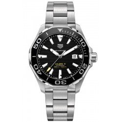 Buy Tag Heuer Aquaracer Men's Watch WAY201A.BA0927 Automatic