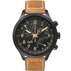 Buy Timex Men's Watch Intelligent Quartz Fly-Back Chronograph T2N700