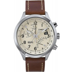 Buy Timex Men's Watch Intelligent Quartz Fly-Back Chronograph T2N932