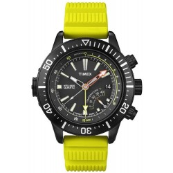 Buy Timex Men's Watch Intelligent Quartz T2N958 Depth Meter