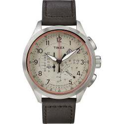 Buy Timex Men's Watch Intelligent Quartz Linear Chronograph T2P275