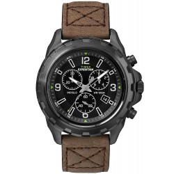 Buy Timex Men's Watch Expedition Military Field Chronograph Quartz T49986