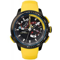 Buy Timex Men's Watch Intelligent Quartz Yatch Racer Chronograph TW2P44500