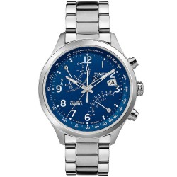 Buy Timex Men's Watch Intelligent Quartz T Series Fly Back Chronograph TW2P60600