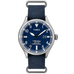 Buy Timex Men's Watch The Waterbury Date Quartz TW2P64500