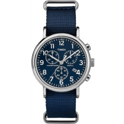 Timex Men's Watch Weekender Chronograph Quartz TW2P71300