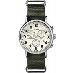 Buy Timex Men's Watch Weekender Chronograph Quartz TW2P71400