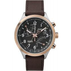 Buy Timex Men's Watch Intelligent Quartz T Series Fly Back Chronograph TW2P73400