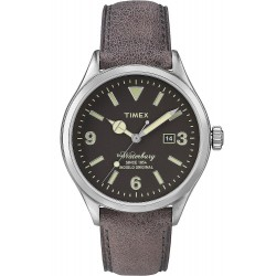 Buy Timex Men's Watch The Waterbury Date Quartz TW2P75000