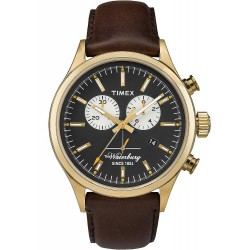 Buy Timex Men's Watch The Waterbury Chronograph Quartz TW2P75300