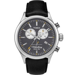 Buy Timex Men's Watch The Waterbury Chronograph Quartz TW2P75500