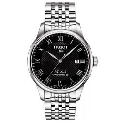 Tissot Men's Watch T-Classic Le Locle Powermatic 80 T0064071105300