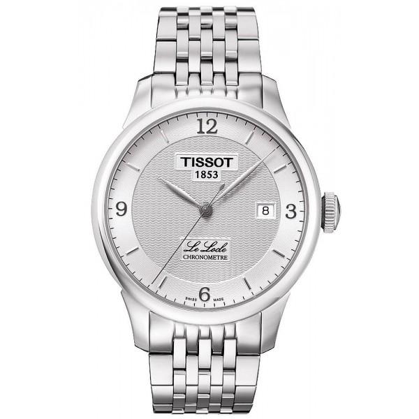 Buy Tissot Men's Watch T-Classic Le Locle Automatic COSC T0064081103700