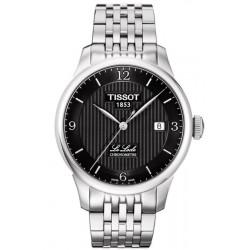 Tissot Men's Watch T-Classic Le Locle Automatic COSC T0064081105700