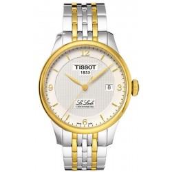 Tissot Men's Watch T-Classic Le Locle Automatic COSC T0064082203700