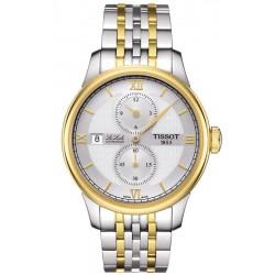 Tissot Men's Watch Le Locle Automatic Regulateur T0064282203802