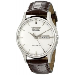 Tissot Men's Watch Heritage Visodate Automatic T0194301603101