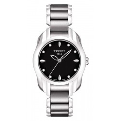 Tissot Ladies Watch T-Lady T-Wave Round T0232101105600 Quartz