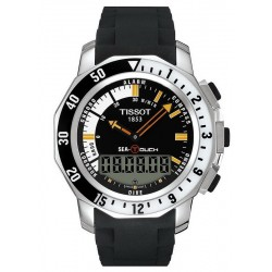 Tissot Men's Watch Sea-Touch In Meters T0264201728100