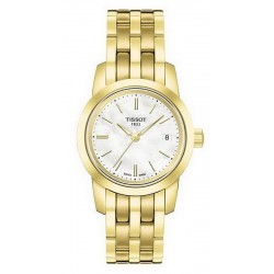 Buy Tissot Ladies Watch Classic Dream T0332103311100 Quartz