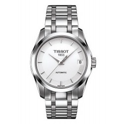 Buy Tissot Ladies Watch T-Classic Couturier Automatic T0352071101100