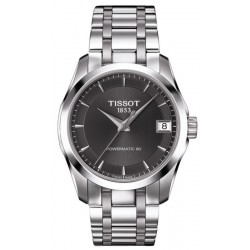 Buy Tissot Ladies Watch T-Classic Couturier Powermatic 80 T0352071106100