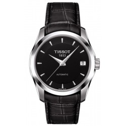 Buy Tissot Ladies Watch T-Classic Couturier Automatic T0352071605100