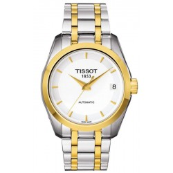 Buy Tissot Ladies Watch T-Classic Couturier Automatic T0352072201100