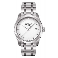 Buy Tissot Ladies Watch T-Classic Couturier Quartz T0352101101100