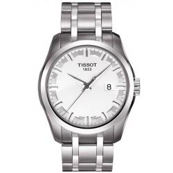 Tissot Men's Watch T-Classic Couturier Quartz T0354101103100