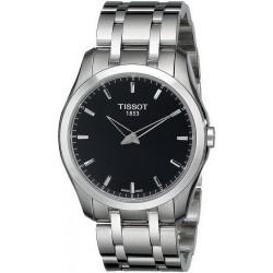 Tissot Men's Watch T-Classic Couturier Secret Date T0354461105100