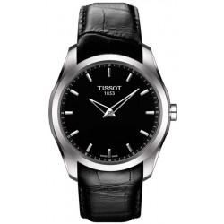 Tissot Men's Watch T-Classic Couturier Secret Date T0354461605100