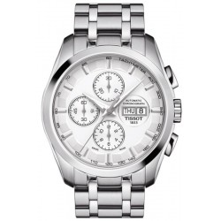 Tissot Men's Watch Couturier Automatic Chronograph T0356141103100