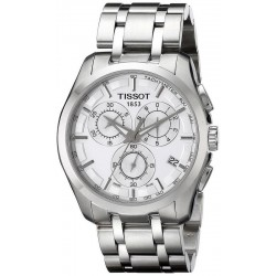 Tissot Men's Watch T-Classic Couturier Chronograph T0356171103100