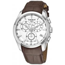 Tissot Men's Watch T-Classic Couturier Chronograph T0356171603100