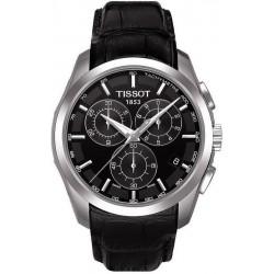 Tissot Men's Watch T-Classic Couturier Chronograph T0356171605100