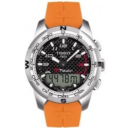 Tissot Men's Watch T-Touch II Titanium T0474204720701