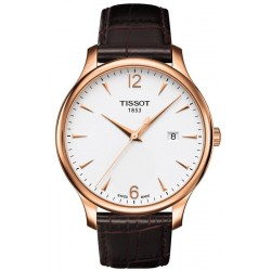 Tissot Men's Watch T-Classic Tradition Quartz T0636103603700