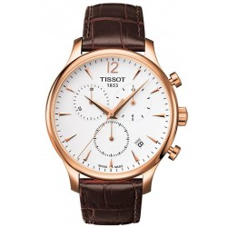 Tissot Men's Watch T-Classic Tradition Chronograph T0636173603700