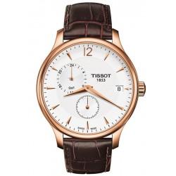 Tissot Men's Watch T-Classic Tradition GMT Quartz T0636393603700