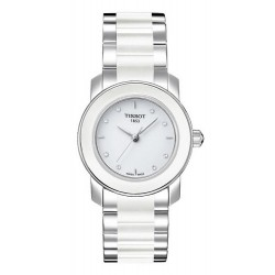 Tissot Ladies Watch T-Lady Cera T0642102201600 Quartz