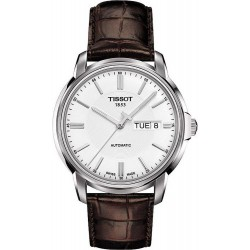 Tissot Men's Watch T-Classic Automatics III T0654301603100