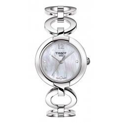 Tissot Ladies Watch T-Lady Pinky Quartz T0842101111601