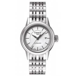 Buy Tissot Ladies Watch T-Classic Carson Automatic T0852071101100